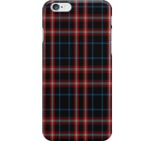 01660 New England Benson Tartan  iPhone Case/Skin