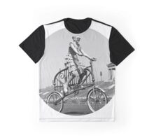 Musical Bike Graphic T-Shirt