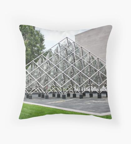 Washington DC Sculpture Throw Pillow