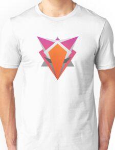 Geo-fox Grill Unisex T-Shirt