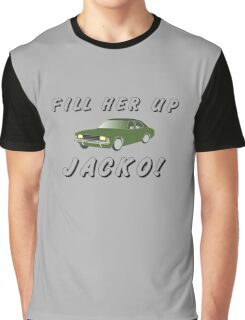 Fill Her Up Jacko Graphic T-Shirt