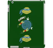 Turtle Face iPad Case/Skin