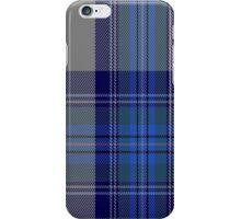 01658 Bennet Dress Tartan iPhone Case/Skin