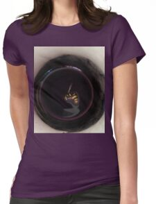 Yellow Jacket Womens Fitted T-Shirt