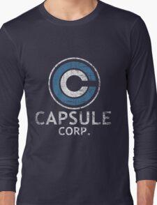 capsule corp Long Sleeve T-Shirt