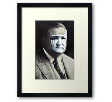 dr Framed Print