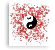 The Vitoa Strategy Untitled Logo (Short) Canvas Print
