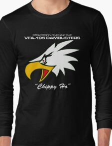 VFA-195 DAMBUSTERS UNITED STATES NAVY STRIKE FIGHTER SQUADRON T-SHIRTS Long Sleeve T-Shirt
