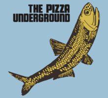 Pizza Underground Fish Kids Clothes