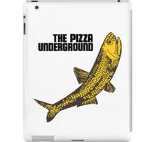 Pizza Underground Fish iPad Case/Skin