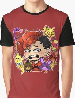 FNAF Markimoo Graphic T-Shirt