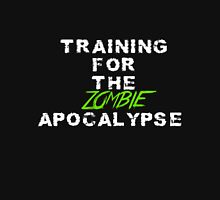 Training For the Zombie Apocalypse exercise funny t-shirt Unisex T-Shirt