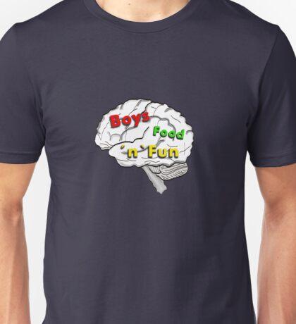 Boys food fun Unisex T-Shirt