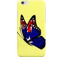 Australian  Flag Butterfly iPhone Case/Skin