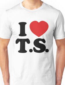 I <3 T.S. Unisex T-Shirt