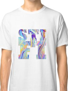 Sticky Fingers waves Classic T-Shirt