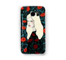 Poppy Samsung Galaxy Case/Skin