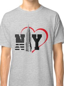 i love new york Classic T-Shirt