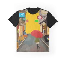 Centre Place Melbourne Graphic T-Shirt