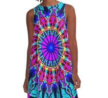 Magic Energy A-Line Dress