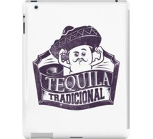 Tequila Tradicional iPad Case/Skin