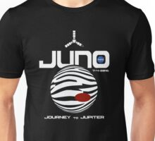 JUNO -- Journey to Jupiter Unisex T-Shirt