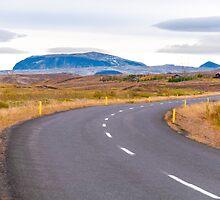 Icelandic landscape by Stanciuc