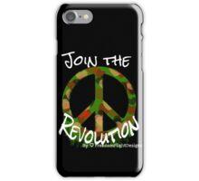 Camo Peace iPhone Case/Skin