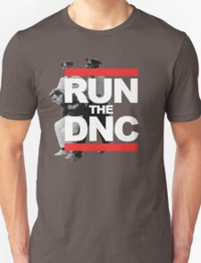 Run DNC Shirt and Fundraising Gear Unisex T-Shirt