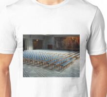 Blue Chairs Unisex T-Shirt