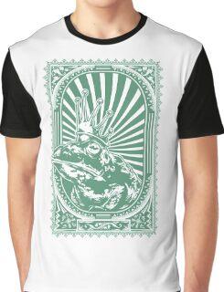 Frog Prince Graphic T-Shirt