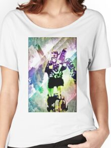 Defenders of the universe Women's Relaxed Fit T-Shirt