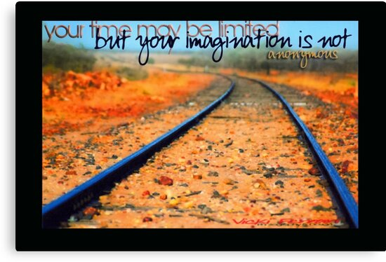 Imagination © Vicki Ferrari by Vicki Ferrari