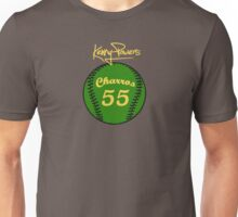 """Charros 55 Baseball"" Kenny Powers  Unisex T-Shirt"