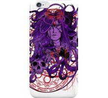 Heartless Purplered iPhone Case/Skin