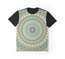 Mandala 104 Graphic T-Shirt