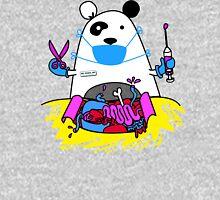 Panda MD Womens Fitted T-Shirt