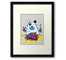 Panda MD Framed Print