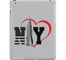 i love new york iPad Case/Skin