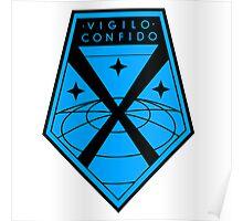 XCOM Project Staff Shirt Poster