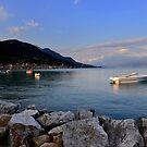 Garda Lake by annalisa bianchetti