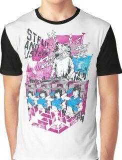 Stfu And Listen Graphic T-Shirt
