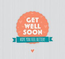 Get Well Card by glomper