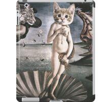 Primavera Cats iPad Case/Skin