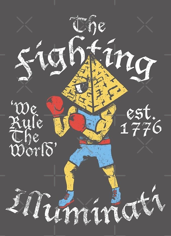 The Fighting Illuminati by giovonni808