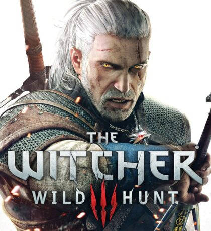 THE WITCHER WILD HUNT 3 GAMER Sticker