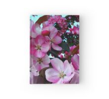 Spring Blossoms Hardcover Journal