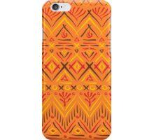 Tribal ethnic print iPhone Case/Skin