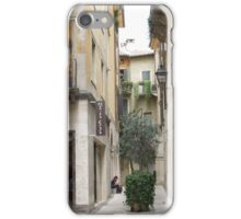 Take a break in Verona, Italy iPhone Case/Skin