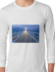 Point Lonsdale Pier Long Sleeve T-Shirt